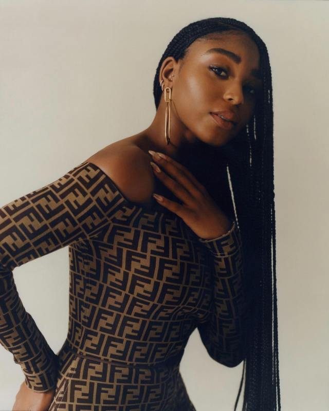 normani hairstyle