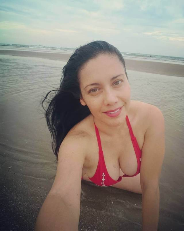 sugey abrego sexy smile