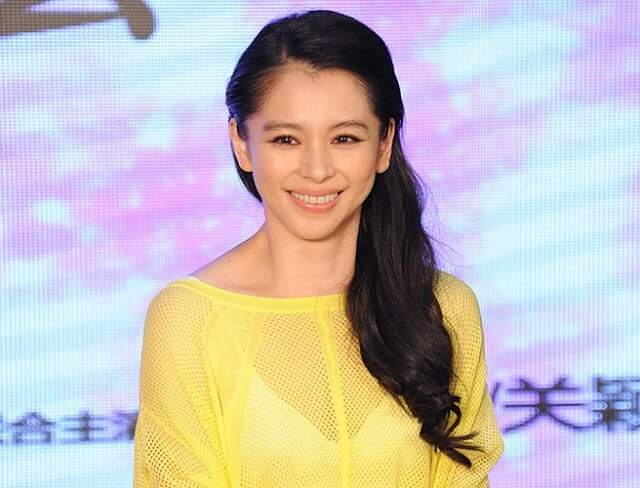 vivian hsu cute smile