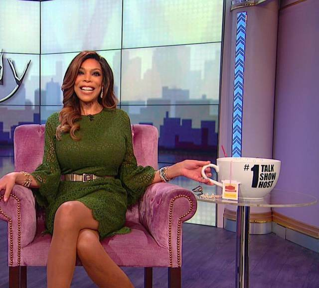 wendy williams hot legs