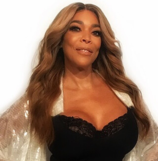 wendy williams sexy cleavage
