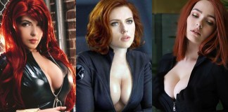 49 Hot Pictures Of Natasha Romanoff Which Will Make You Go Head Over Heels For This Sexy