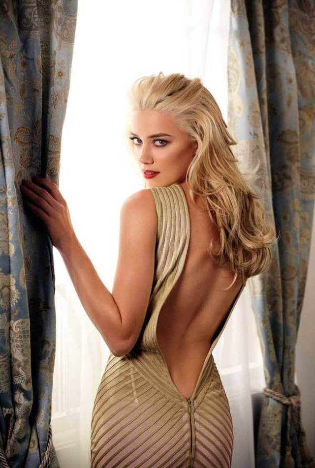 Amber Heard nude pictures