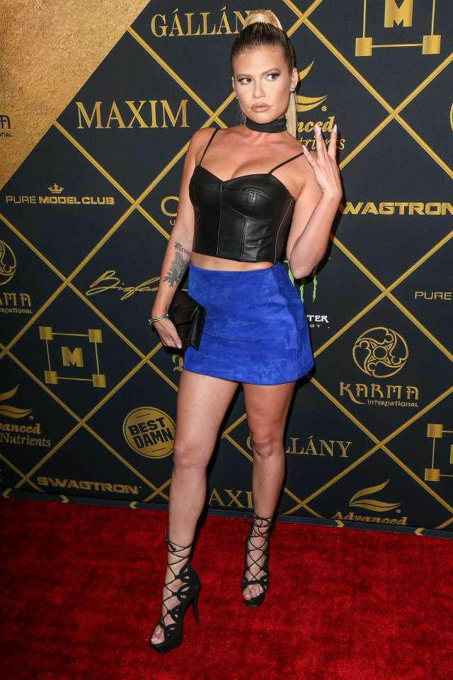 Chanel West Coast hot picture