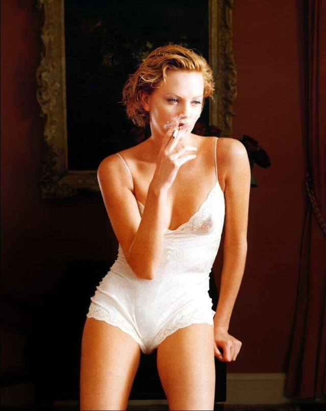 Charlize Theron hot picture