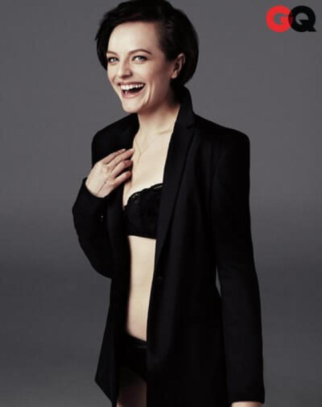 Elisabeth Moss sexy picture
