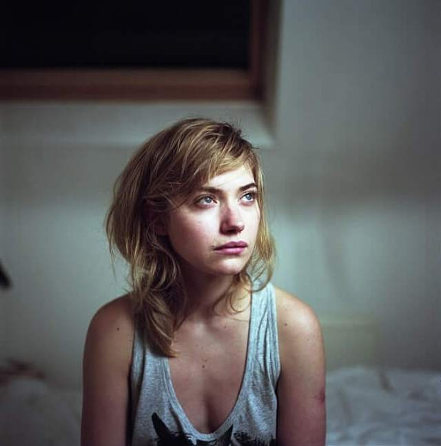 Imogen poots cleavage pic