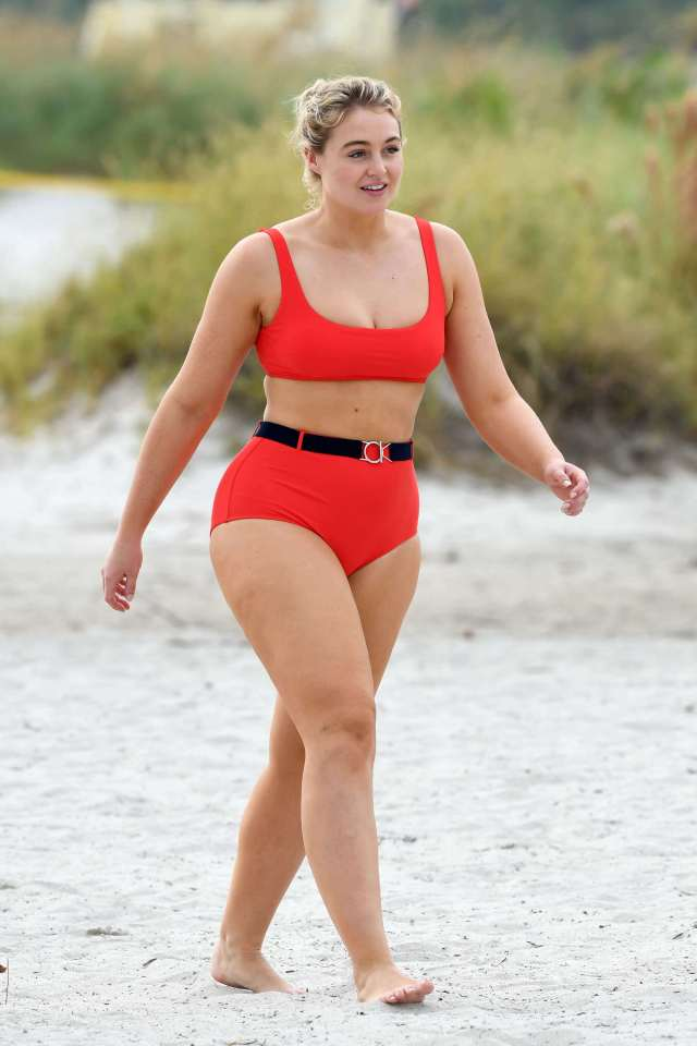 Iskra lawrence hot busty pictures