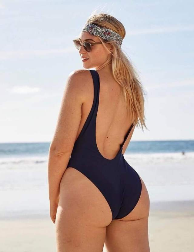 Iskra lawrence sexy ass picture
