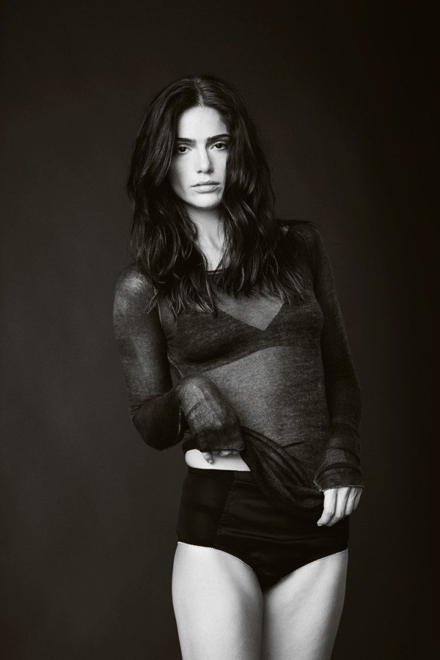 Janet Montgomery hot pic
