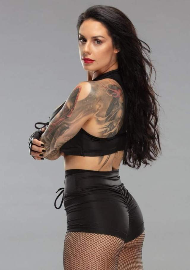 Kaitlyn awesome photo
