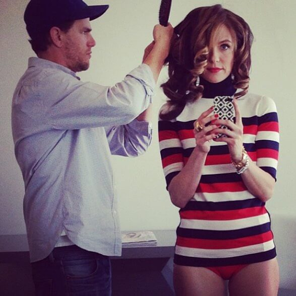 Katie Aselton awesome thighs