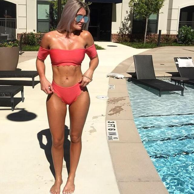 Kaylyn Kyle bikini photo