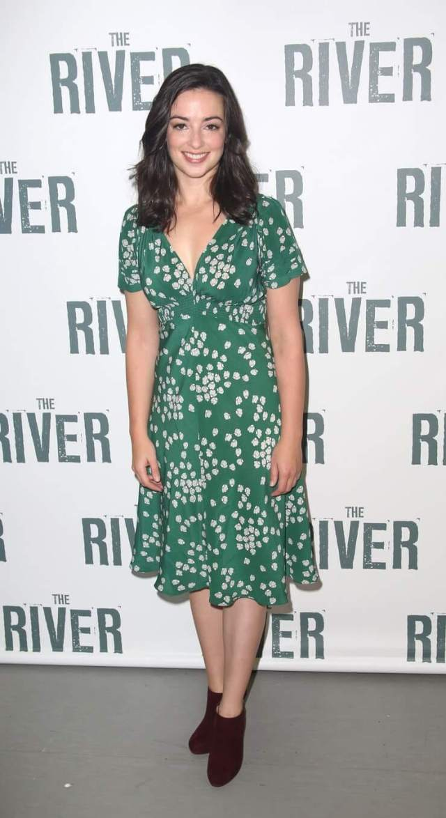 Laura Donnelly green dress (2)