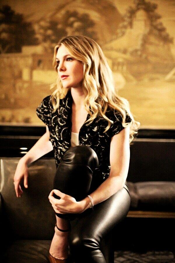 Lily Rabe hot