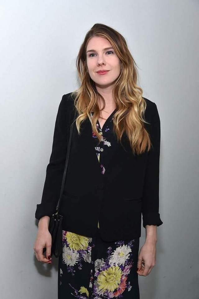 Lily Rabe sexy hairs pics