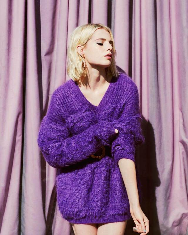 Lucy Boynton hot picture