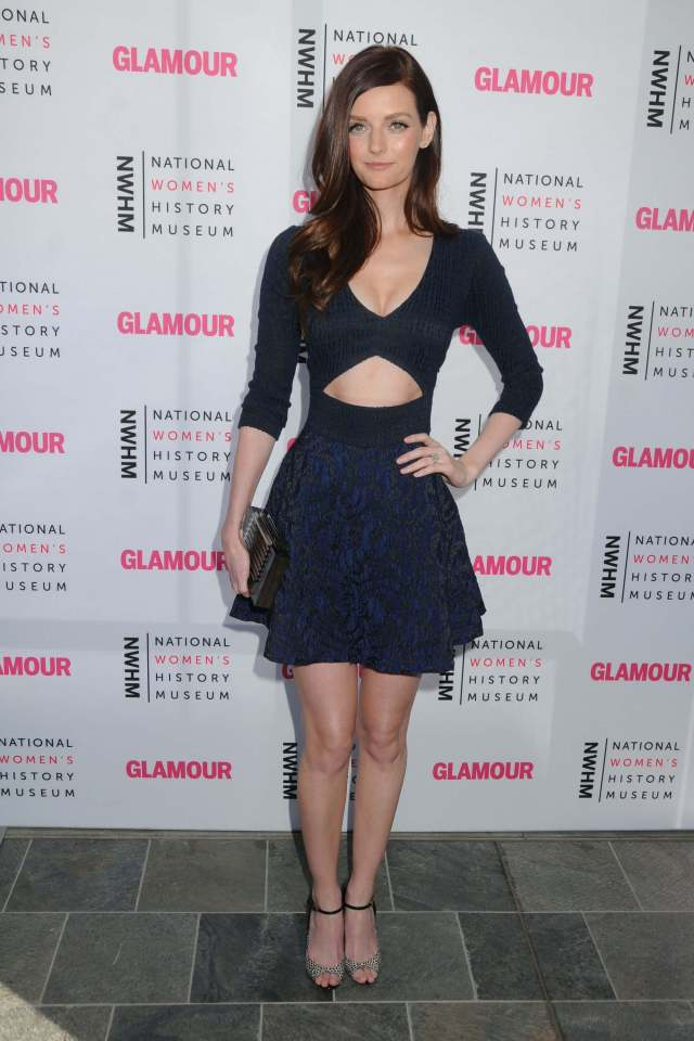 Lydia Hearst thighs hot