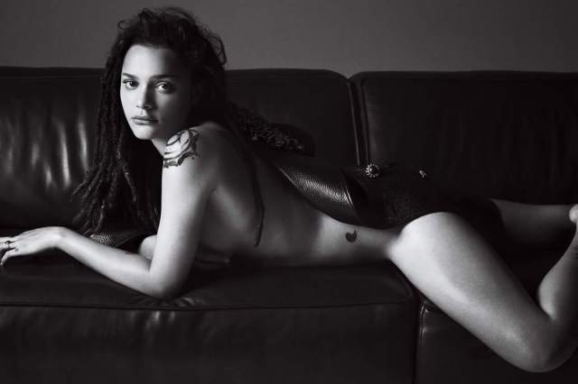 Sasha Lane near-nude picture (3)