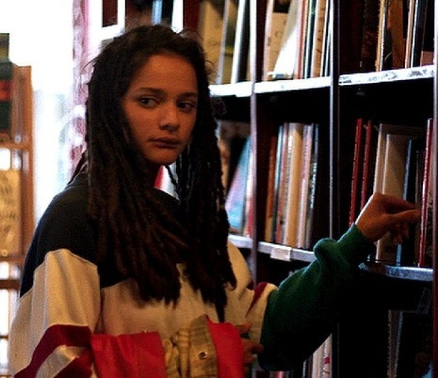Sasha Lane sexy hairs