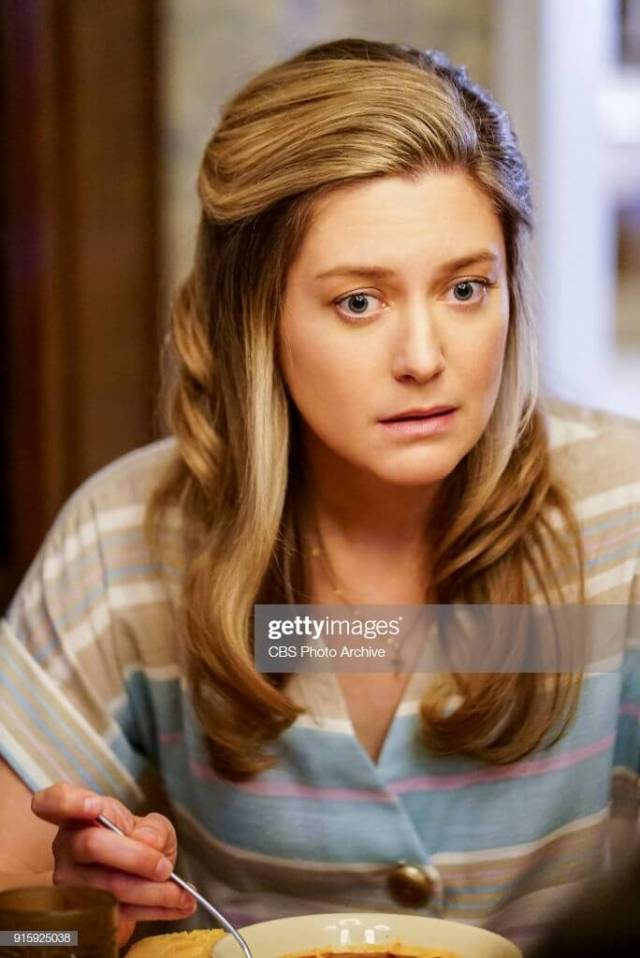 Zoe Perry awesome hair