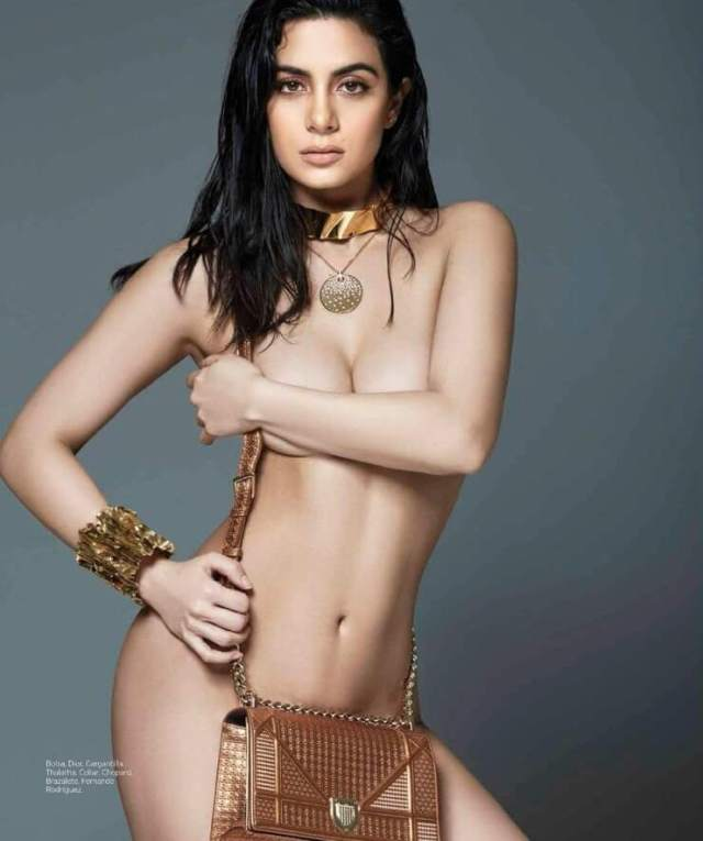 emeraude toubia near-nude pictures