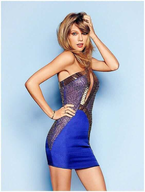 taylor swift sexy side pic