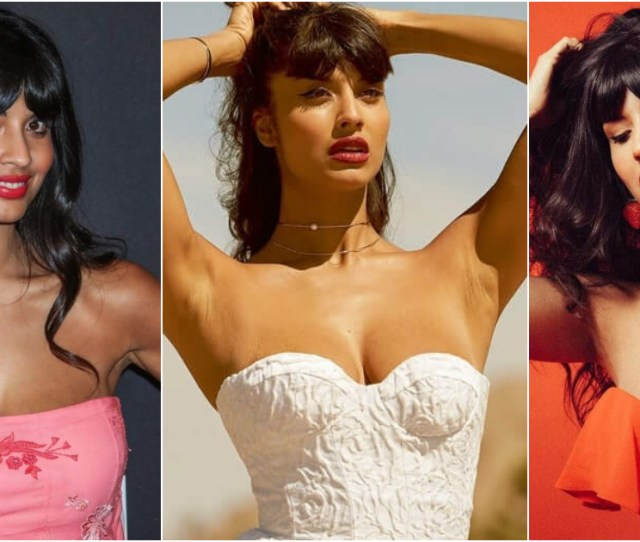 Sexy Jameela Jamil Boobs Pictures Will Bring A Big Smile On