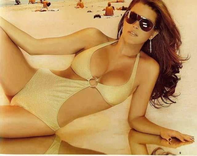 Alicia Machado hot boobs pics