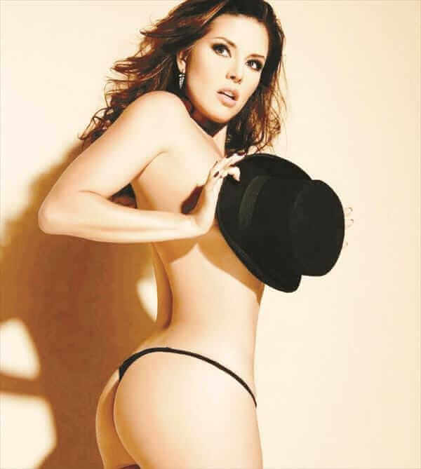 Alicia Machado nude pictures