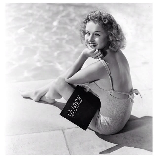 Betty Grable ass pic