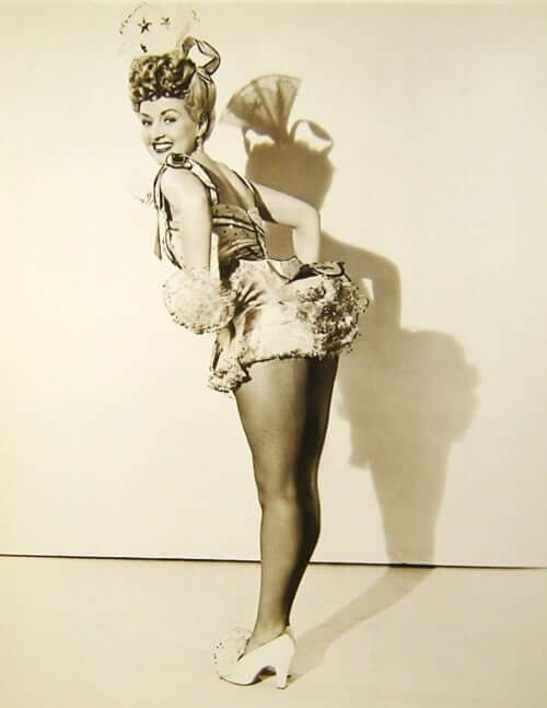 Betty Grable hot pictures