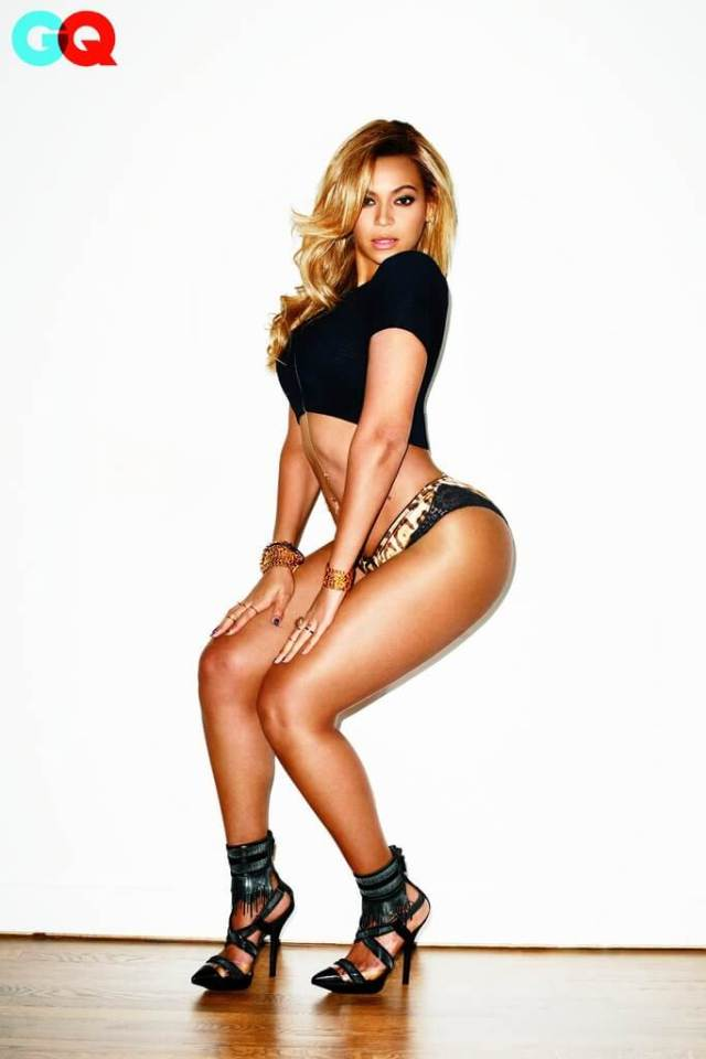 Beyonce big butt pictures