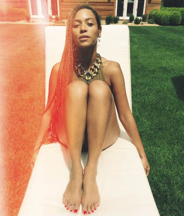 Beyonce legs awesome