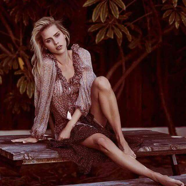 Claire Holt hot feets (1)