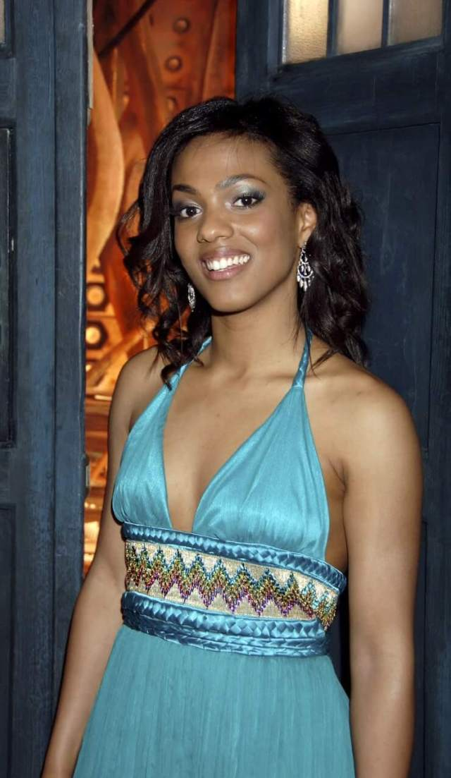 Freema Agyeman sexy busty picture