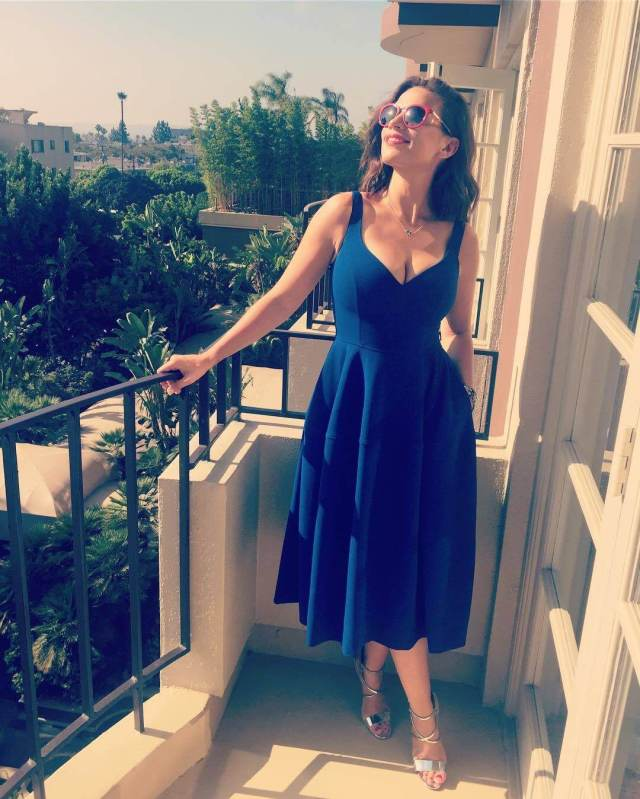 Hayley Atwell sexy dress pictures