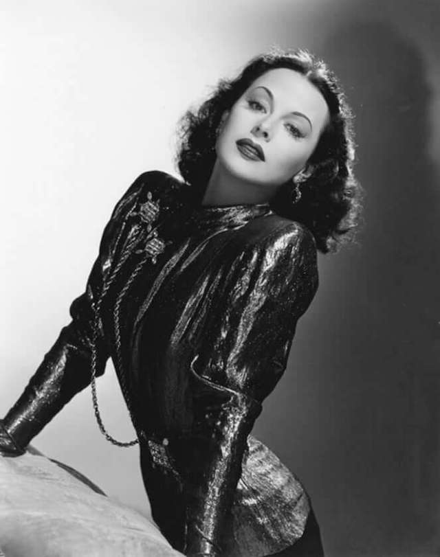 Hedy Lamarr awesome photos