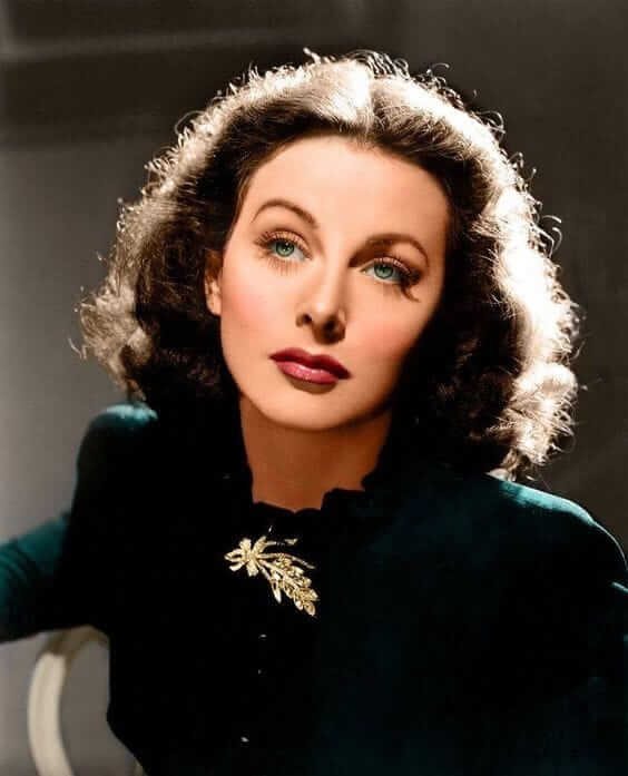 Hedy Lamarr awesome pictures (2)