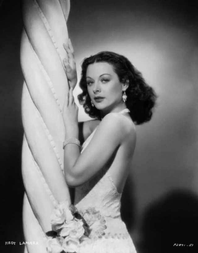 Hedy Lamarr sexy bikini pictures (3)