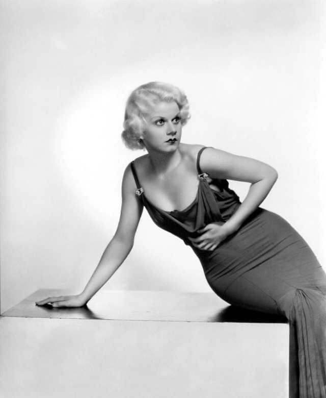 Jean Harlow awesome