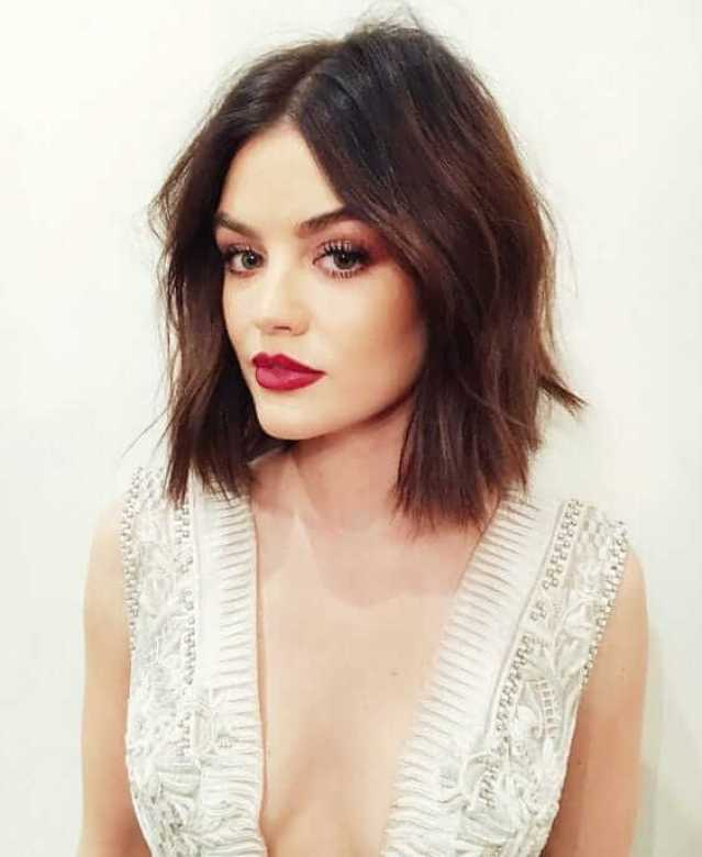 Lucy Hale hot boobs pics (1)