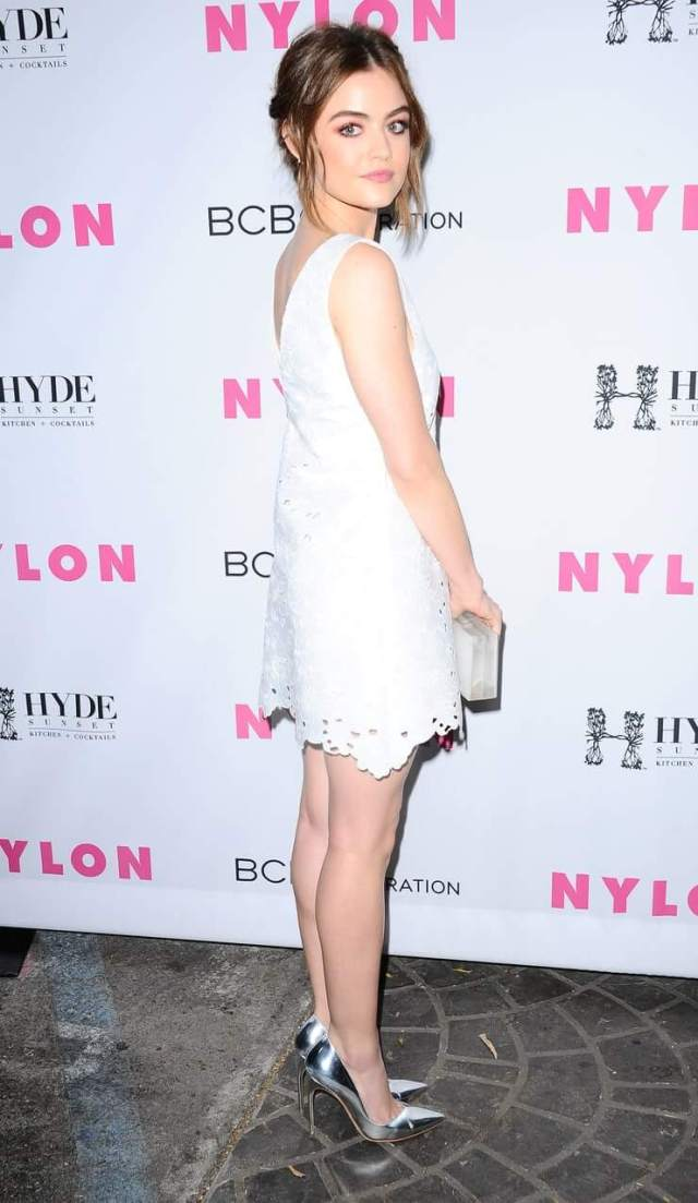 Lucy Hale hot thigh pictures (4)