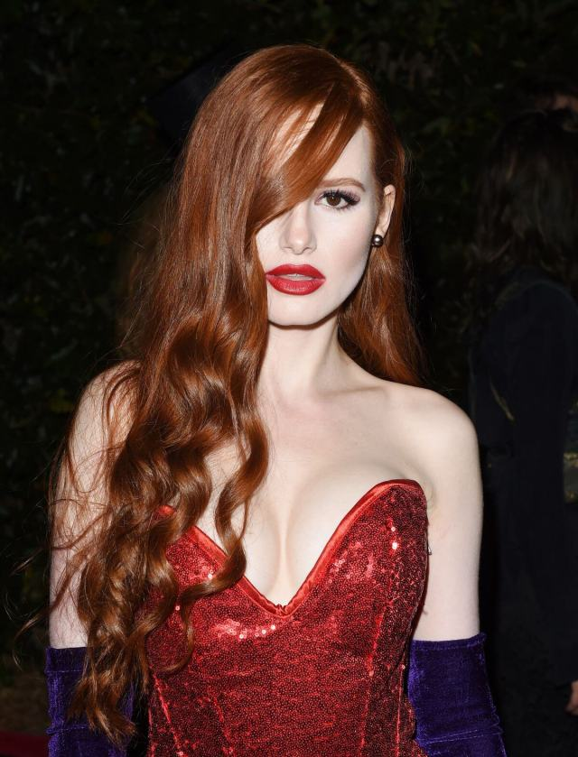Madelaine Petsch boobs pictures (6)