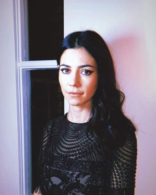 Marina Lambrini Diamandis hot pic (3)