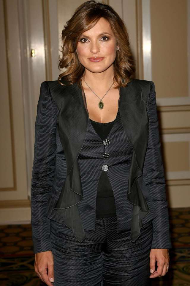 Mariska Hargitay beautiful pic