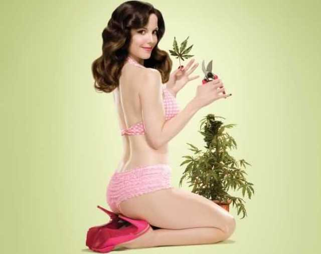 Mary-Louise Parker hot ass