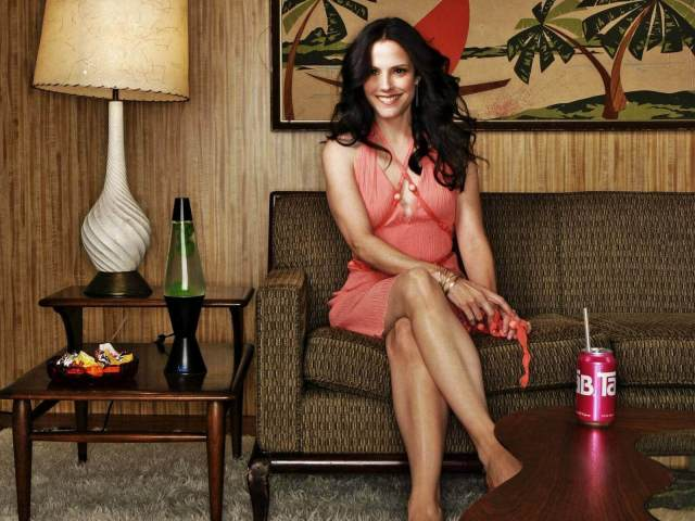 Mary-Louise Parker hot feet