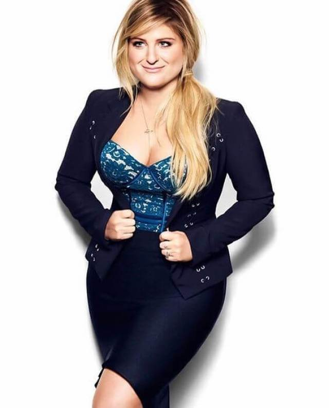 Meghan-Trainor-damm-hot-picture
