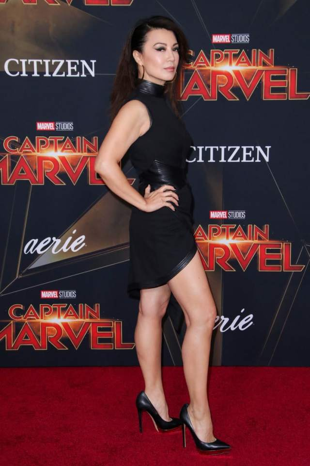 Ming-Na-Wen awesome pic